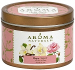 Aroma Naturals Hope Soy Vegepure Свеча Надежда