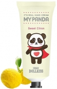 Baviphat Urban Dollkiss It's Real My Panda Hand Cream Sweet Citron Крем для рук Сладкий лимон