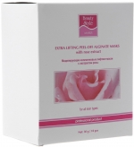 Beauty Style Extra Lifting Peel-Off Alginate Masks with Rose Extract Альгинатная маска с экстрактом розы