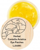 L.Sanic Herbal Centella Asiatica Hydrogel Eye Patches Патчи с экстрактом центеллы