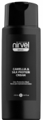 Nirvel Professional Mask-Shine Color Protection Camellia and Silk Protein Маска-блеск для окрашенных волос