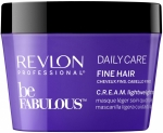 Revlon Professional Be Fabulous Daily Care Fine Hair Lightweight Mask Очищающая маска для тонких волос