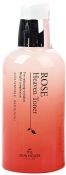 The Skin House Rose Heaven Toner Тоник для лица с экстрактом розы