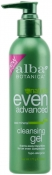 Alba Botanica Even Advanced Sea Mineral Cleansing Gel Гель очищающий для лица