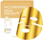 Berrisom Face Wrapping Mask Collagen Solution 80 Маска для лица с коллагеном