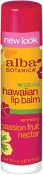 Alba Botanica Hawaiian Lip Balm Renewing Passion Fruit Nectar Губная помада фруктовая