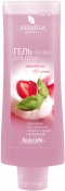 Premium Silhouette Strawberry&Cream Гель-пенка для душа