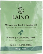 Laino Purifying & Balancing Mask Green Clay Маска с зеленой глиной
