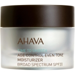 Ahava Time to Smooth Age Control Even Tone Moisturizer SPF20 Омолаживающий крем