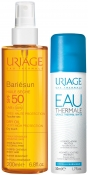 Uriage Bariesun Set (Dry Oil Very High Protection SPF50+, Eau Thermale d'Uriage) Барьесан Набор