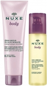 Nuxe Body Contouring Set Боди Антицеллюлитный набор (сыворотка и масло)