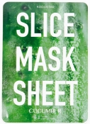 Kocostar Slice Mask Sheet Cucumber Маска-слайс для лица Огурец