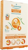 Puressentiel Muscles and Joints Heating Patches Разогревающие патчи 14 эфирных масел