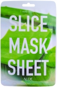 Kocostar Slice Mask Sheet Aloe Маска-слайс для лица Алоэ Вера