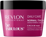 Revlon Professional Be Fabulous Daily Care Normal Hair Thick Mask Маска для нормальных и густых волос
