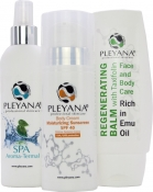 Pleyana Travel Summer Set Комплекс для путешествий (3 продукта)