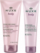 Nuxe Body Duo Боди Антицеллюлитный набор (гоммаж и сыворотка)