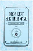 Kocostar Bird's Nest Silk Fiber Mask Дерматропная маска для лица Гнездо Салангана