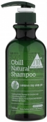 Gain Cosmetics Mstar Obill Natural Shampoo Шампунь от перхоти