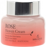 The Skin House Rose Heaven Cream Крем для лица с экстрактом розы