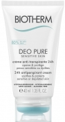 Biotherm Deo Pure 24H Antiperspirant Cream Дезодорант-крем
