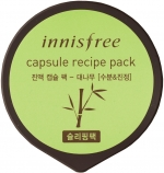 Innisfree Capsule Recipe Pack Bamboo Ночная маска для лица с экстрактом бамбука