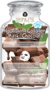 "Skinlite Nourishing Collagen Mask ""Chocolate"" Маска ""Шоколад"""