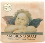 Nesti Dante Amorino Rose Bouquet Soap Мыло Амур Букет роз