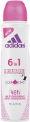 Adidas Cool & Care 48h 6 in 1 Antiperspitant for Women Антиперспирант женский 6 в 1