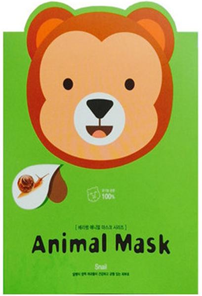 BERRISOM Animal Mask Series Monkey LED 7Colors Light Microcurrent Skin Rejuvenation Facial Mask Electric Device