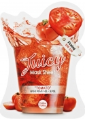 Holika Holika Juicy Mask Sheet Tomato Тканевая маска с соком томата