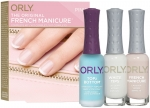 ORLY French Man Kit Pink Набор лаков