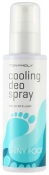 Tony Moly Shiny Foot Cooling Deo Spray Спрей для ног