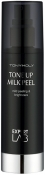 Tony Moly Expert Lab Tone up Milk Peel Пилинг с AHA-кислотами