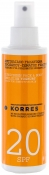 Korres Sunscreen Face & Body Emulsion Yoghurt SPF20 Солнцезащитная эмульсия SPF20
