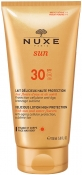 Nuxe Sun Delicious Lotion High Protection SPF30 Сан Молочко для лица и тела SPF30
