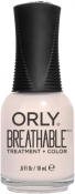 Orly Breathable Treatment + Color 908 Barely There Лак для ногтей
