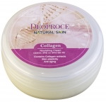 Deoproce Natural Skin Collagen Nourishing Cream Крем с морским коллагеном