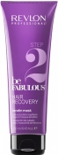 Revlon Professional Be Fabulous Hair Recovery Step 2 Keratin Mask Маска с кератином шаг 2