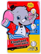 Baviphat Urban Dollkiss 3-Step Elephant Nose Pack Маска против черных точек