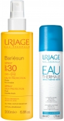 Uriage Bariesun Set (Spray High Protection SPF30, Eau Thermale d'Uriage) Барьесан Набор