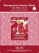 Mijin Pomegranate Essence Mask Тканевая маска с концентратом граната