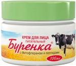 Horse Force Burenka Nourishing Cream with Phytofloran and Peptides Буренка крем для лица