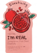 Tony Moly I'm Real Pomegranate Mask Sheet Тканевая маска с гранатом