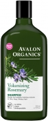 Avalon Organics Rosemary Volumizing Shampoo Шампунь Розмарин