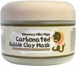Elizavecca Milky Piggy Carbonated Bubble Clay Mask Пузырьковая глиняная маска