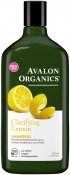 Avalon Organics Lemon Clarifying Shampoo Шампунь Лимон