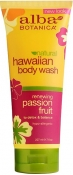 Alba Botanica Hawaiian Body Wash Renewing Passion Fruit Гель для душа фруктовый