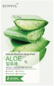 Eunyul Natural Moisture Mask Pack Aloe Тканевая маска для лица с экстрактом алоэ