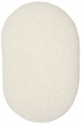 The Konjac Sponge Company Premium Face Mouse Sponge Pure White Спонж для лица без добавок
